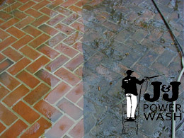 Power Washing Porches